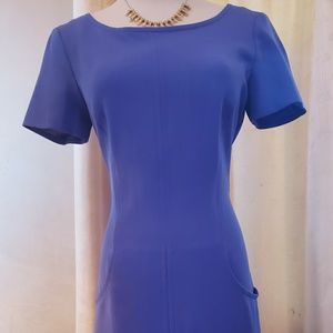 Vince Camuto Periwinkle Sheath Dress